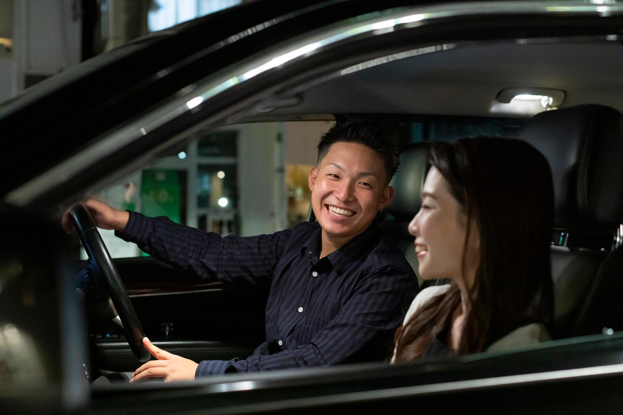CHANGING CONSUMER TASTES IN JAPAN AND EUROPE driving cars