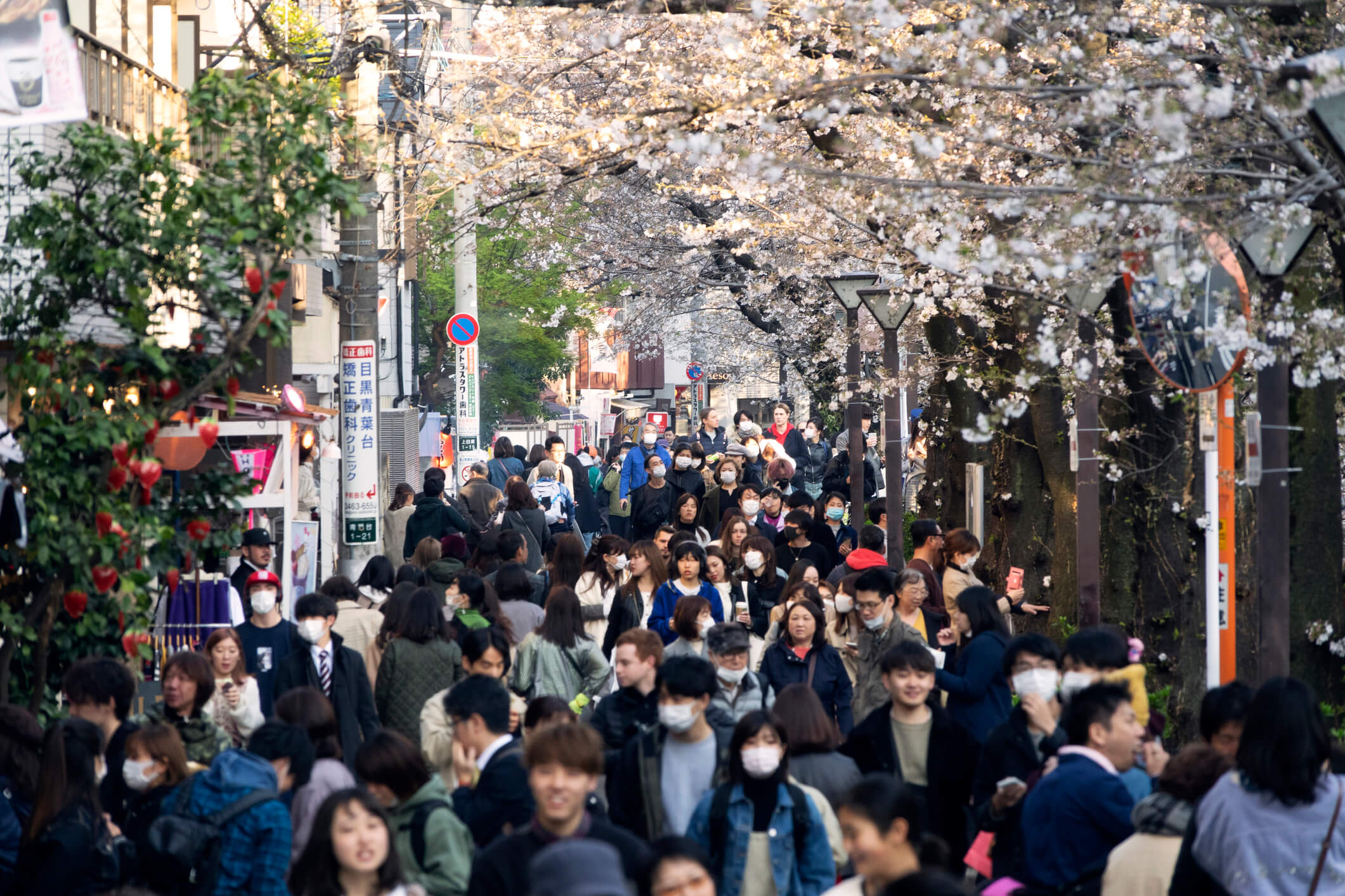 seasonality in Japanese life and business