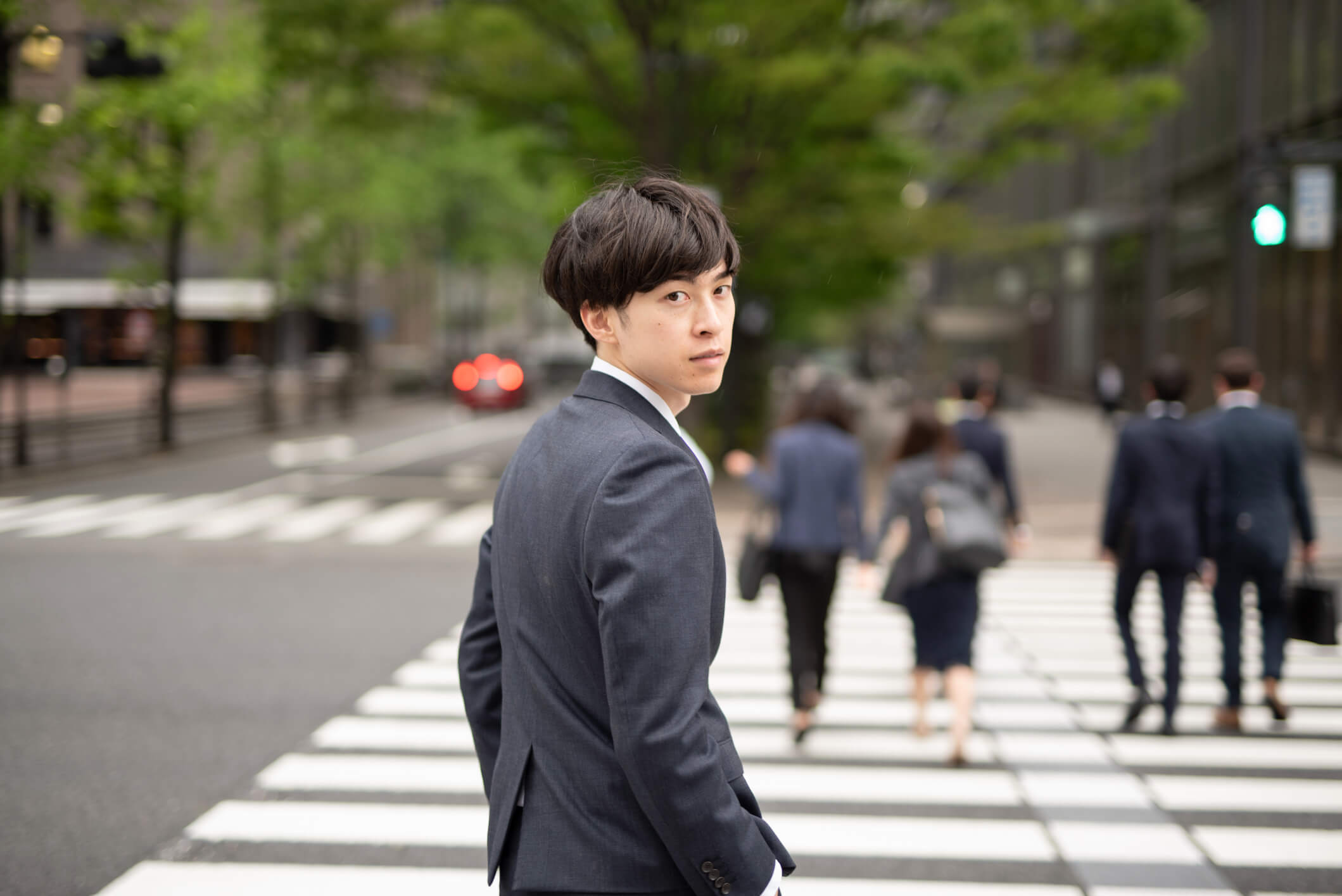 herbivorous Japanese young men