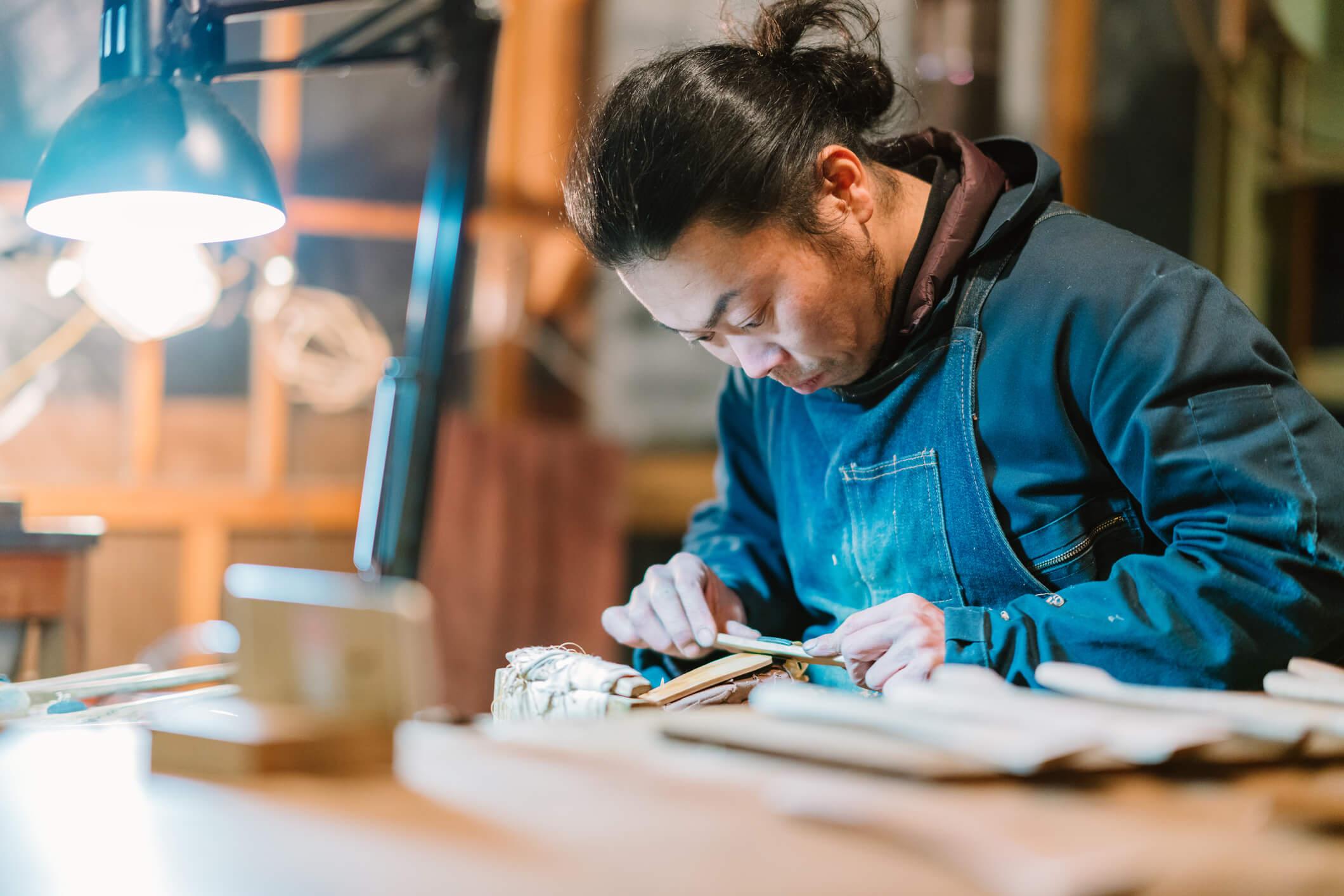 Monozukuri Japanese craftsmanship