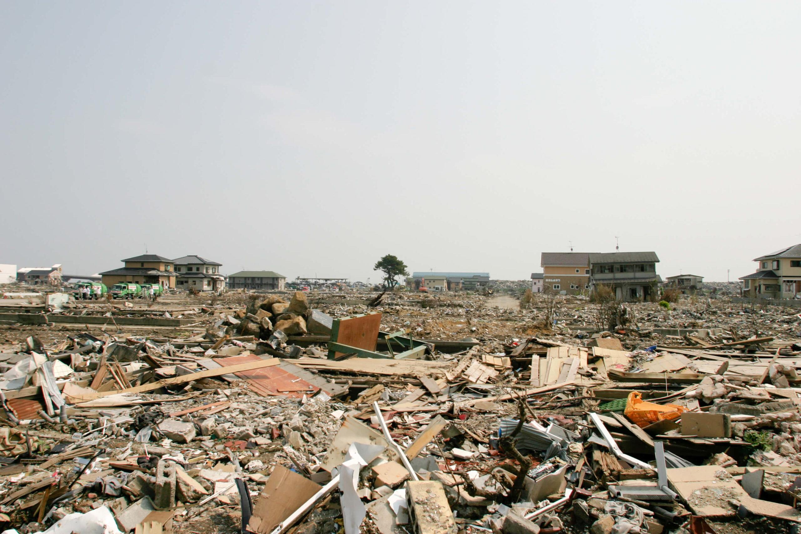 Tohoku after the 2011 tsunami