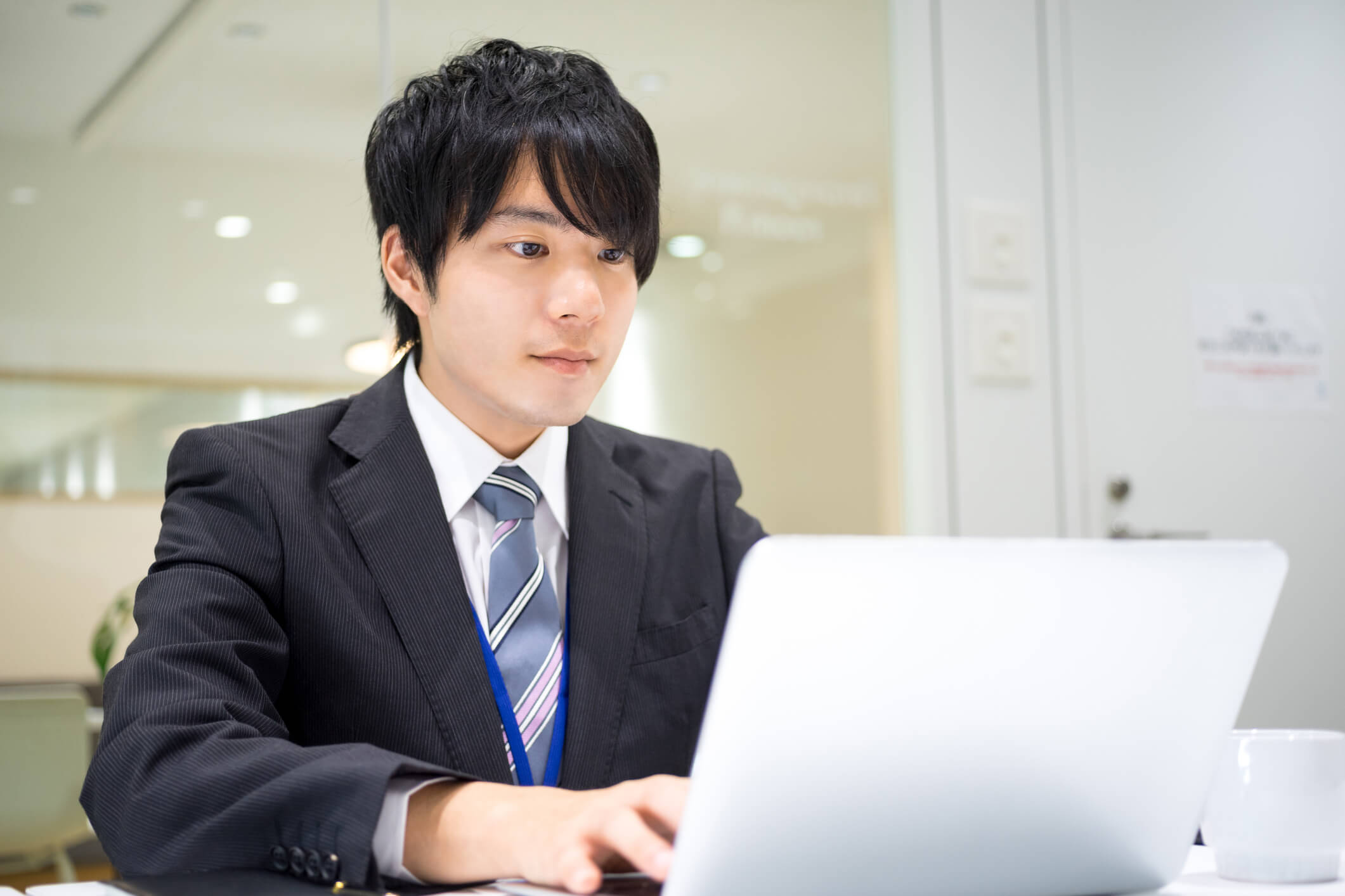 getting email responses from Japanese