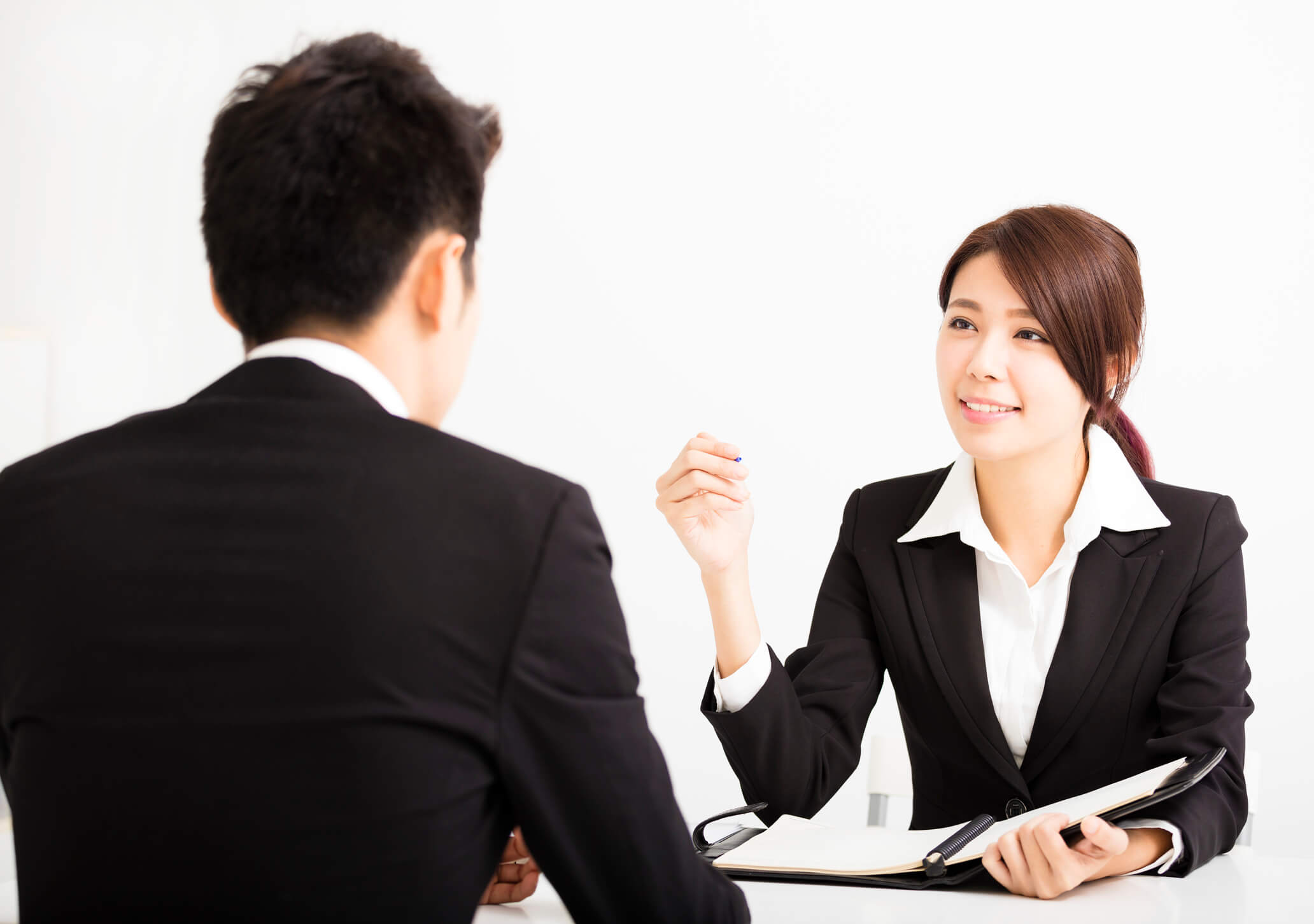 job interviews with Japanese