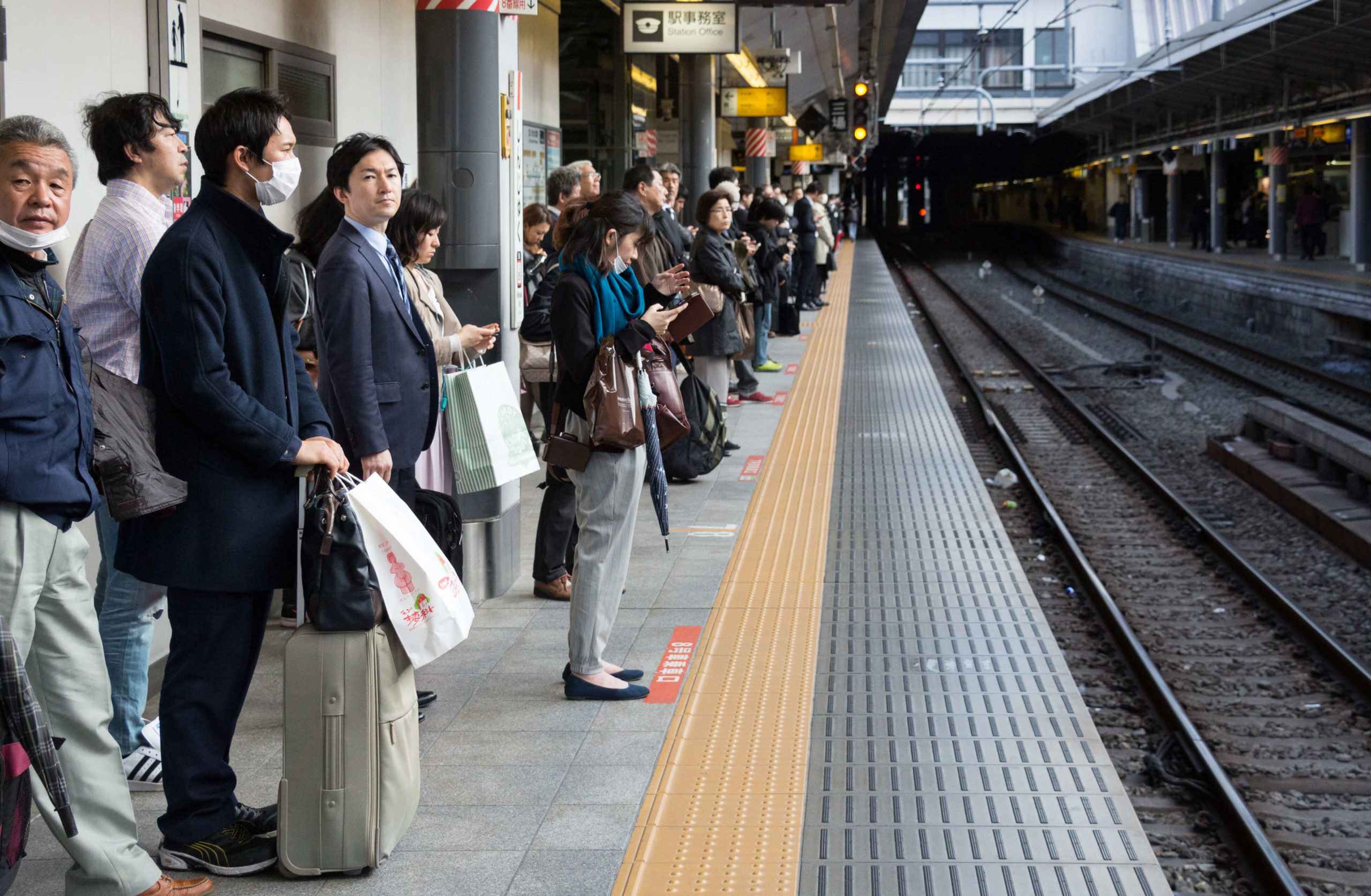 noise pollution in Tokyo