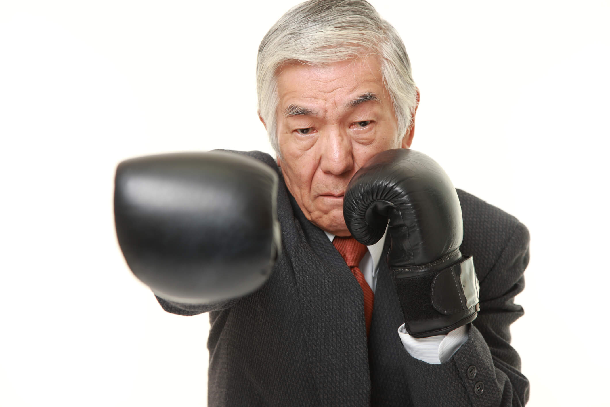 tough Japanese manager