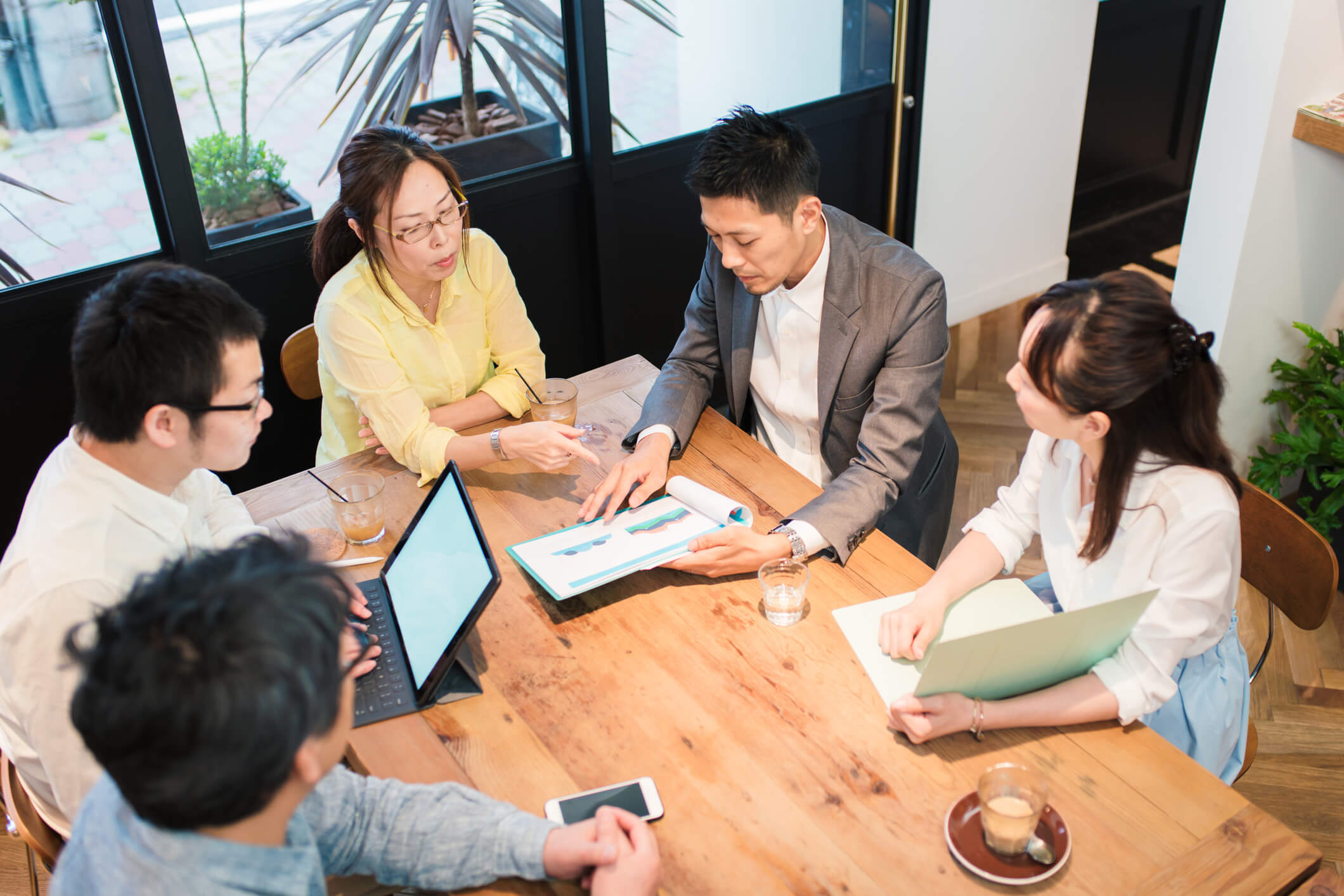 decision-making in Japanese firms