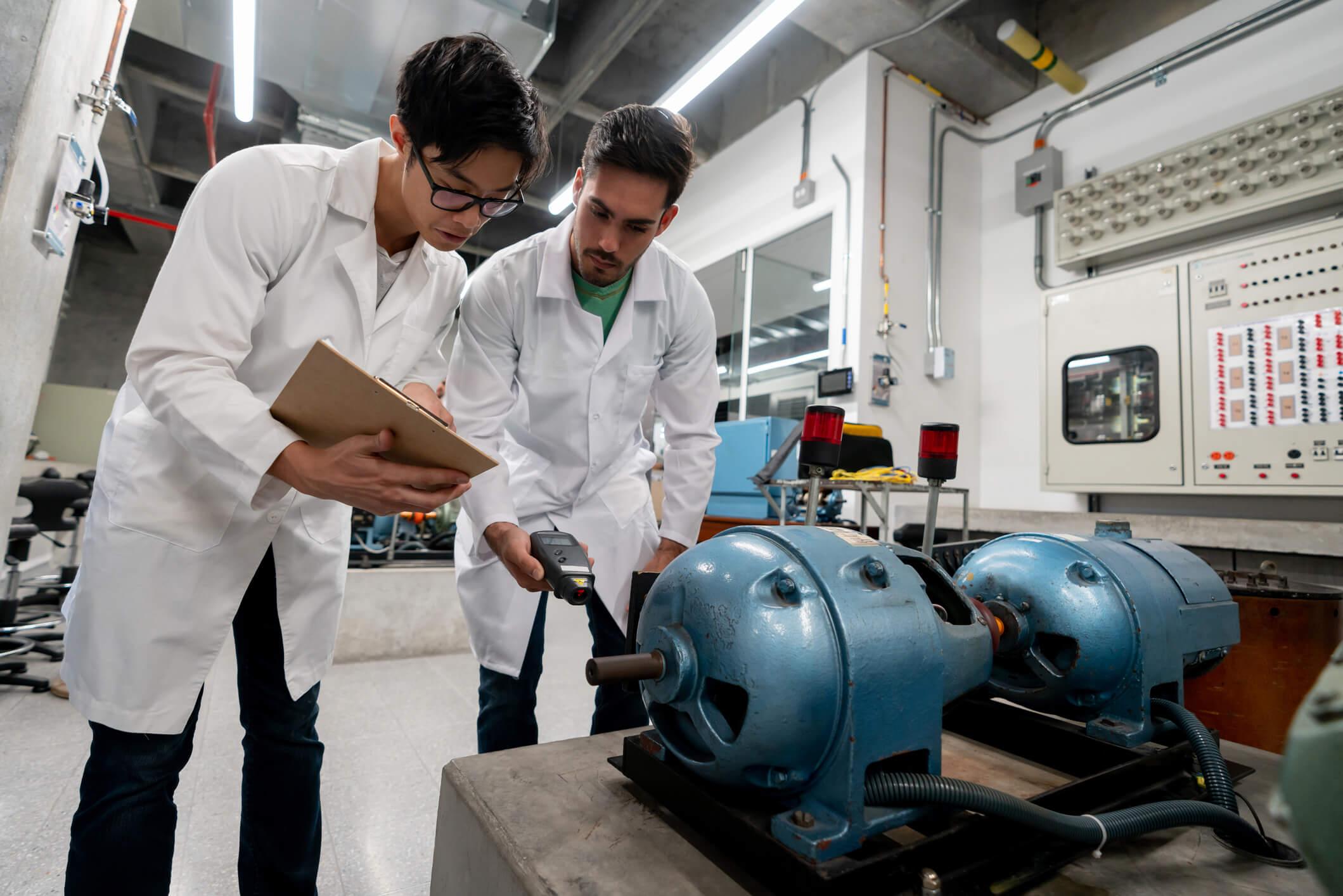 Japanese companies managing engineers