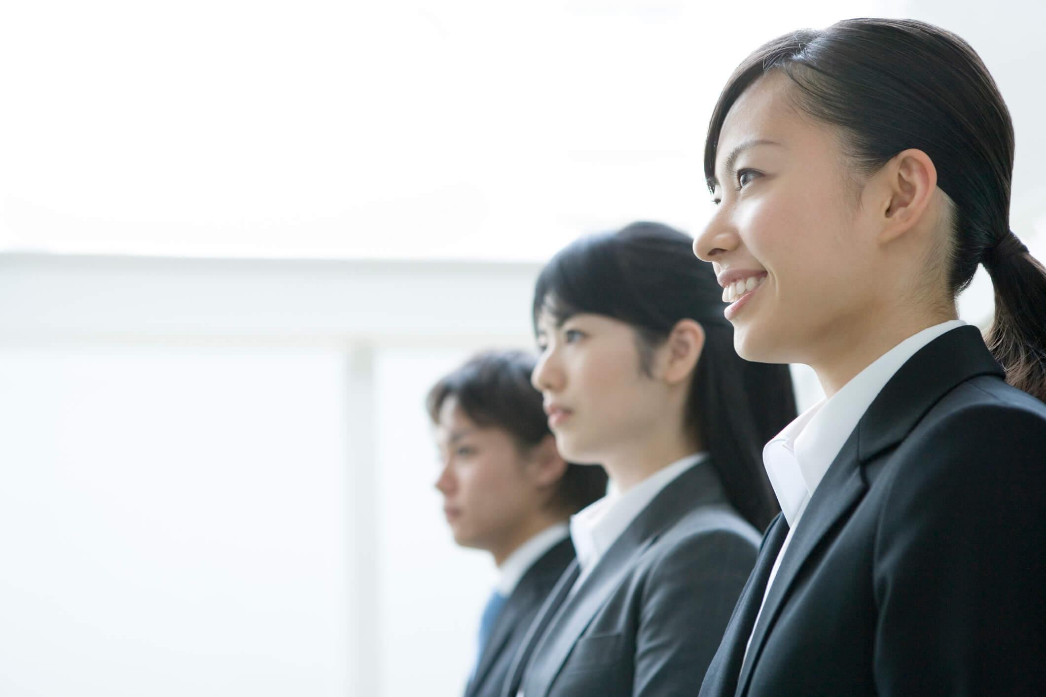 job interviewing in Japan