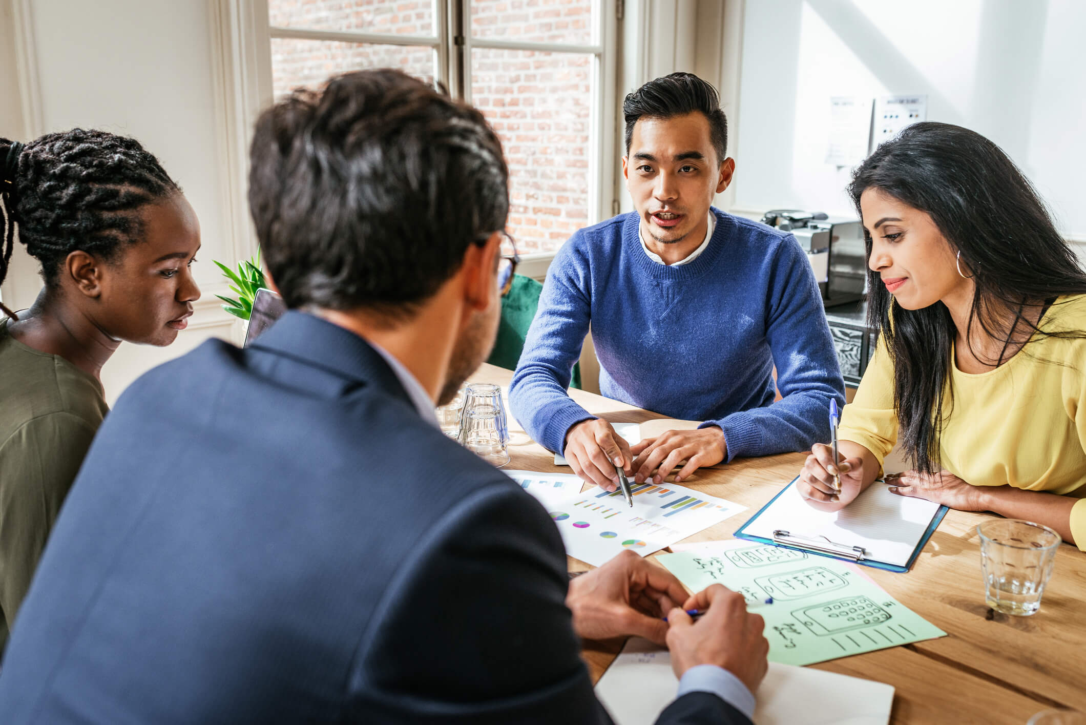dealing with conflict in a cross-cultural meeting