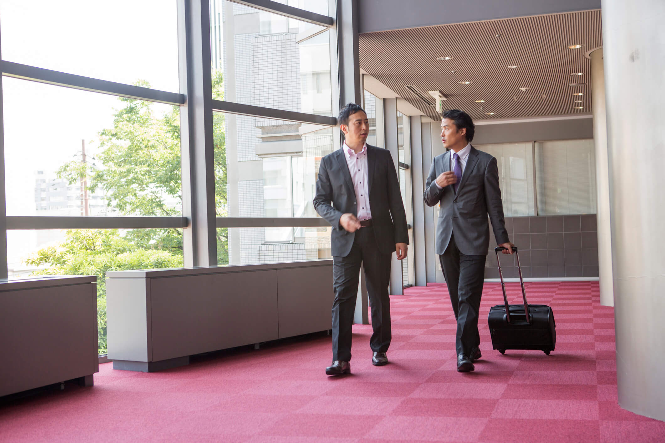 Hosting Japanese visitors at your office