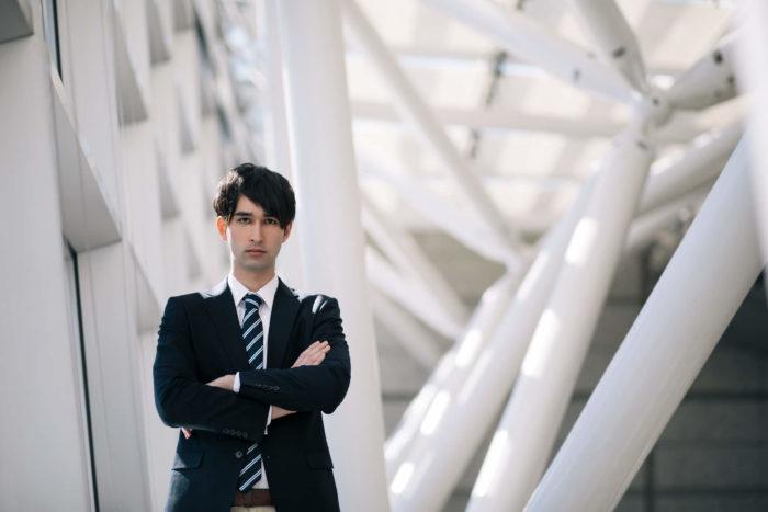 Japanese building careers in western firms