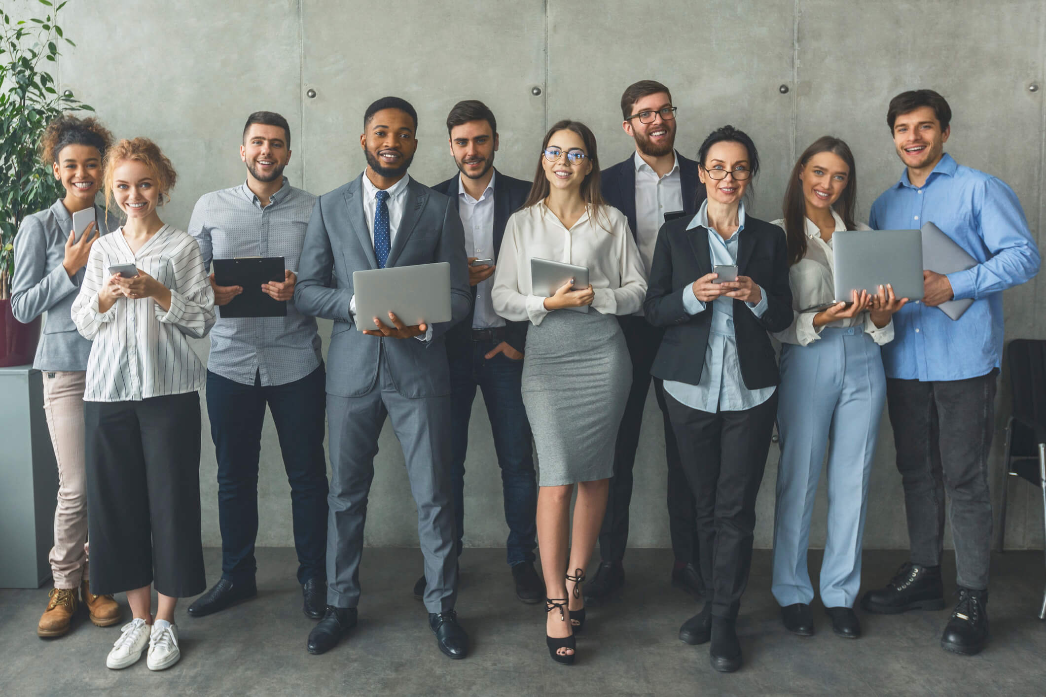 American employees