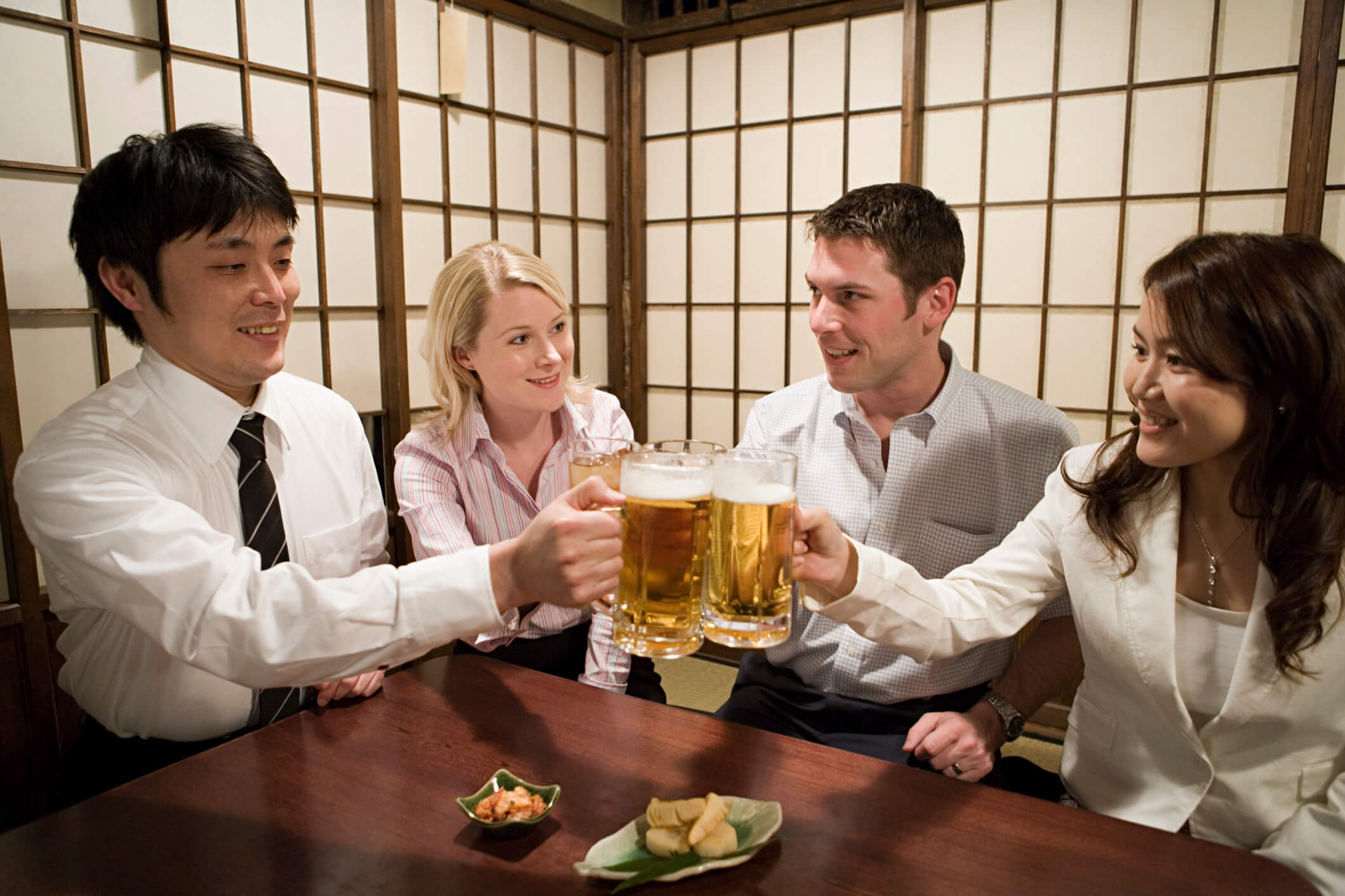 RELATIONSHIP BUILDING WITH JAPANESE – IN PERSON AND FROM AFAR