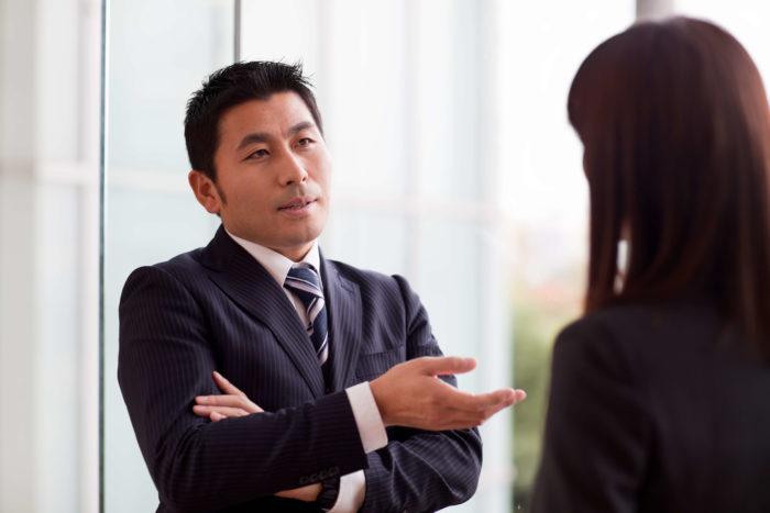 日本人マネージャー 外国人部下へのフィードバック