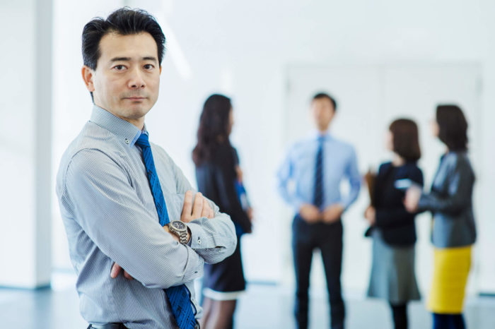 situational leadership for Japanese managers